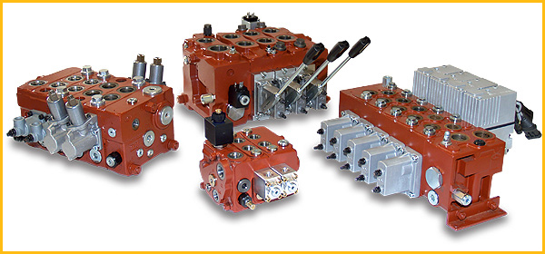 compensated load sensing proportional valves