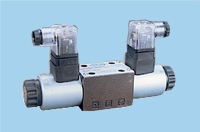 Solenoid Operated D.C. Valve (Cetop 03)